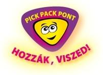 Pick-Pack pont szállítás